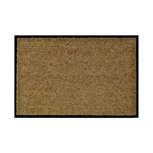 Schmutzfang Fußmatte Wash & Clean - Karamell - 40 x 60 cm, Hanse Home Collection