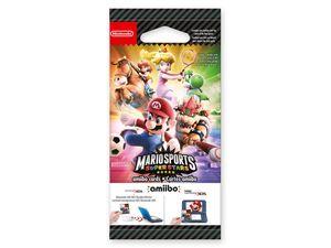 Nintendo amiibo-Karten Mario Sports Superstars 5Stk.