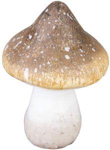 Pilze - aus Terrakotta - 5 x 5 x 7,5 cm - 1 Stück