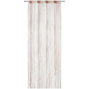 Fadenstore String Rosa/Weiß