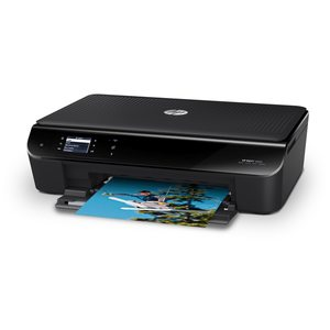 HEWLETT PACKARD Envy 4502 e-All-in-One Drucker - Drucken, Kopieren & Scannen via Smartphone oder Tablet, mit 5 cm Monodisplay
