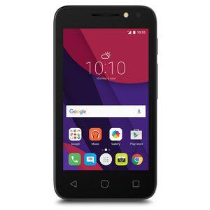 ALCATEL Pixi 4 4034D Smartphone, 10,16 cm (4'') Display, Android™ 6.0, 4 GB Speicher, Quad-Core-Prozessor