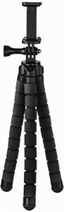 Hama Flex (26cm) Stativ für Smartphone und GoPro schwarz