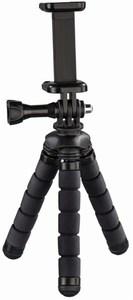 Hama Flex Mini-Stativ für Smartphone und GoPro schwarz