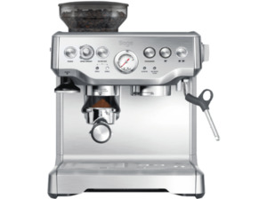 SAGE SES875BSS2EEU1A The Barista Express, Espressomaschine, 15 bar, Wasserdampf