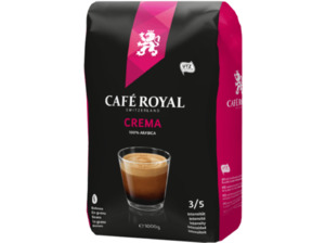 CAFE ROYAL 186510000022 Crema, Kaffeebohnen