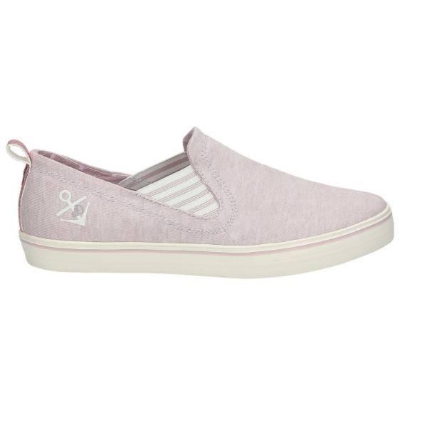 Damen Slip On Sneaker, rosa von reno ansehen! »