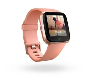 Fitbit Smart Watch Versa pfirisich/rosegold