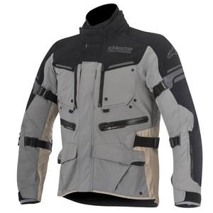 Alpinestars            Valparaiso 2 Drystar Textiljacke grau/schwarz/sand