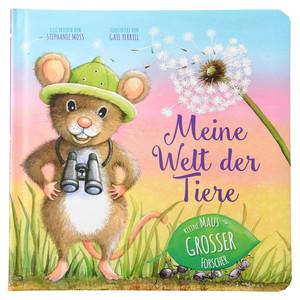 Kinder Bilderbuch mit kurzen Texten