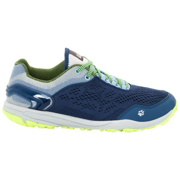 separation shoes 440d3 e8e7e Jack Wolfskin Frauen Trail Running Schuhe Crosstrail Chill Low Women 42 blau