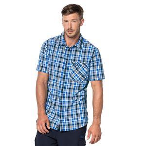 Jack Wolfskin Hemd Saint Elmos Shirt Men S blau
