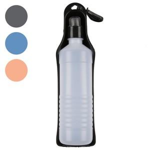 Reise-Trinkflasche 450 ml blau