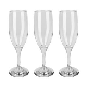 Champagnergläser, 3er-Pack