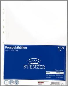 Stenzer Prospekthüllen