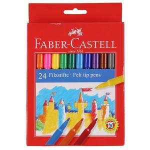 Faber Castell Filzstifte, 24er-Set