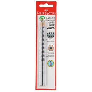 Faber Castell Bleistifte Grip, 2er-Pack