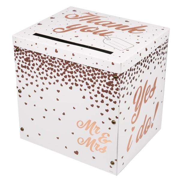 Geschenkbox Hochzeit Mr Mrs Von Tedi Ansehen Discounto De