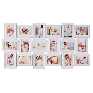 Bilderrahmen Collage Barock