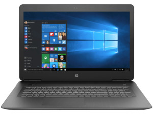HP Pavilion 17-ab435ng , Gaming Notebook mit 17.3 Zoll Display, Core™ i7 Prozessor, 16 GB RAM, 1 TB HDD, 128 GB SSD, GeForce® GTX 1050 Ti, Schwarz