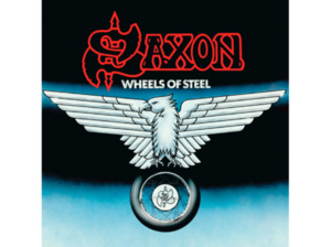 Saxon - Wheels of Steel [CD]