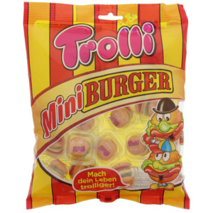 Trolli Süßigkeiten