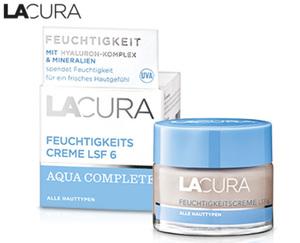 LACURA Feuchtigkeitscreme Aqua Complete, LSF6