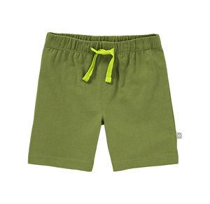 Liegelind Baby-Jungen-Bermuda-Shorts mit Kontrast-Kordel