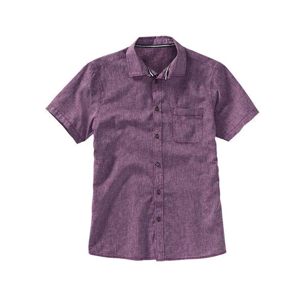 Reward classic Herren-Hemd mit Leinen und Baumwolle von NKD ansehen ... 48d0687f72