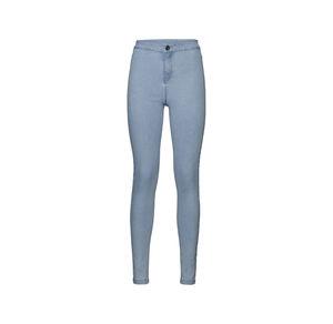 Girls Damen-Jeans mit dezenten Wasch-Effekten