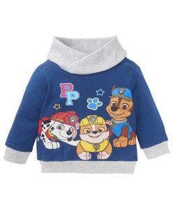 Paw Patrol - Sweatshirt - Hunde, Schalkragen