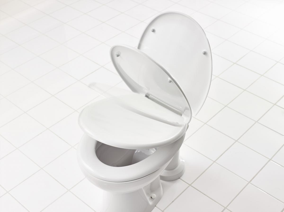 Bild 3 von Ridder WC-Sitz Miami, weiß