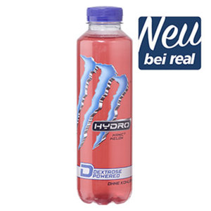 Monster Hydro jede 0,55-Liter-Dose