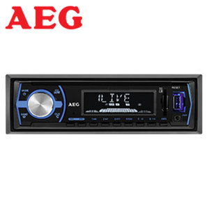 Autoradio AR 4030 BT mit integr. Bluetooth®-Freisprecheinrichtung • ID3-Titelanzeige • UKW-Radio mit RDS • USB-Anschluss/SD-Kartenslot • Aux-In