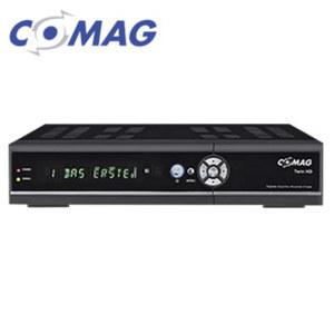 HDTV-Twin-Sat-Receiver 18120 PVRready mit integr. 500-GB-Festplatte • 11-stelliges Display, 2 HDTV-Tuner • DiSEqC® 1.2, Einkabel-System • HDMI-/Scart-/USB-Anschluss • Netzschalter