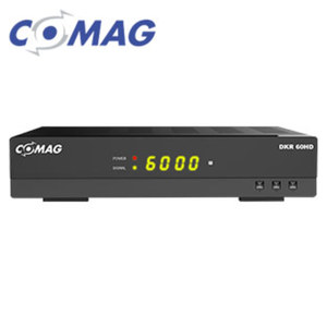 HDTV-Kabel-Receiver DKR 60 HD PVRready • HDMI-/Scart-/USB-Anschluss