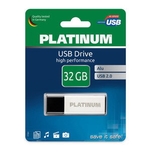 Platinum USB 2.0 Stick 32 GB