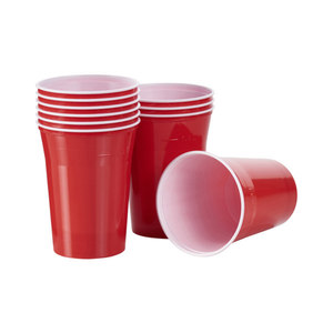 "Trinkbecher ""Red Cup"""