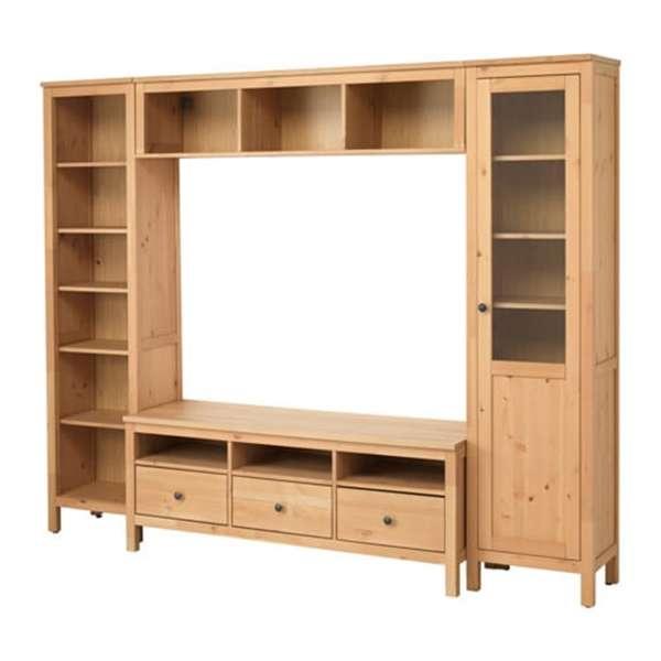 HEMNES, TV-Möbel