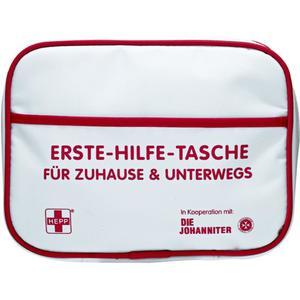 IDEENWELT Hepp Erste-Hilfe-Tasche für Zuhause & Unterwegs