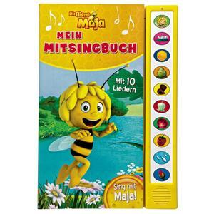 IDEENWELT Mein Mitsingbuch ´´Biene Maja´´