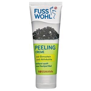 Fusswohl Fusswohl Peeling Creme 2.39 EUR/100 ml