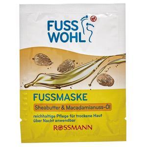 Fusswohl Fussmaske