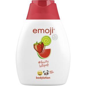 emoji #fruitylollipop bodylotion 2.95 EUR/250 ml