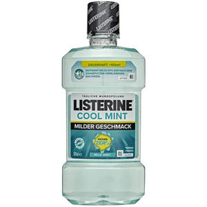 Listerine tägliche Mundspülung Cool Mint milder Geschmack 7.48 EUR/1 l