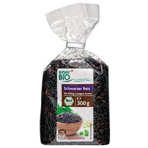 enerBiO Bio Schwarzer Reis 300 g 1.16 EUR/100 g