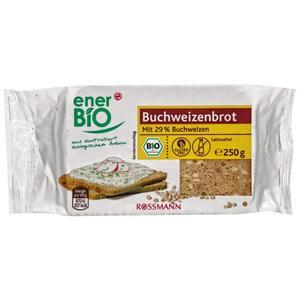 enerBiO Bio Buchweizenbrot 0.92 EUR/100 g