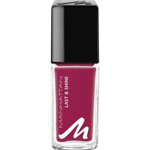 Manhattan Last & Shine Nail Polish, Fb. 655