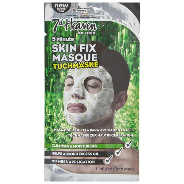 Montagne Jeunesse for men 7th Heaven for men 5 Minute Skin Fix Tuchmas EUR/