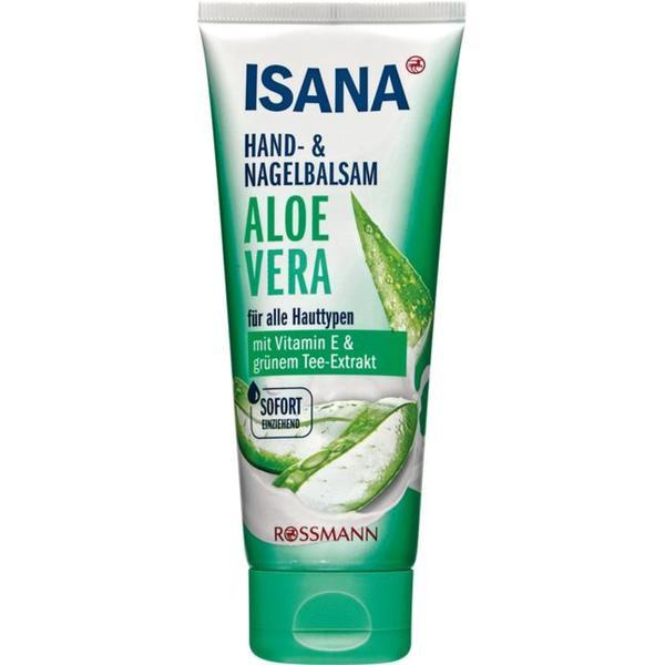 ISANA Hand- & Nagelbalsam Aloe Vera 0.89 EUR/100 ml